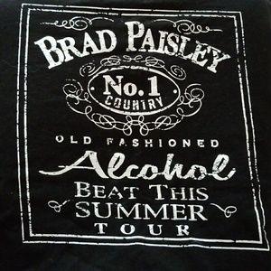 Brad Paisley Tour T